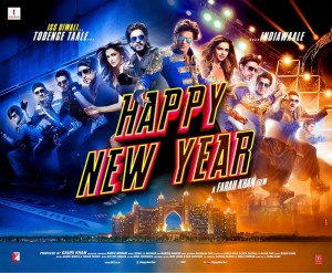 Happy New Year, Shah Rukh Khan's new Film