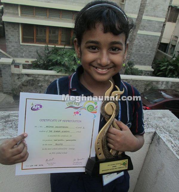 meghna-with-her-winner-trophy-certificate