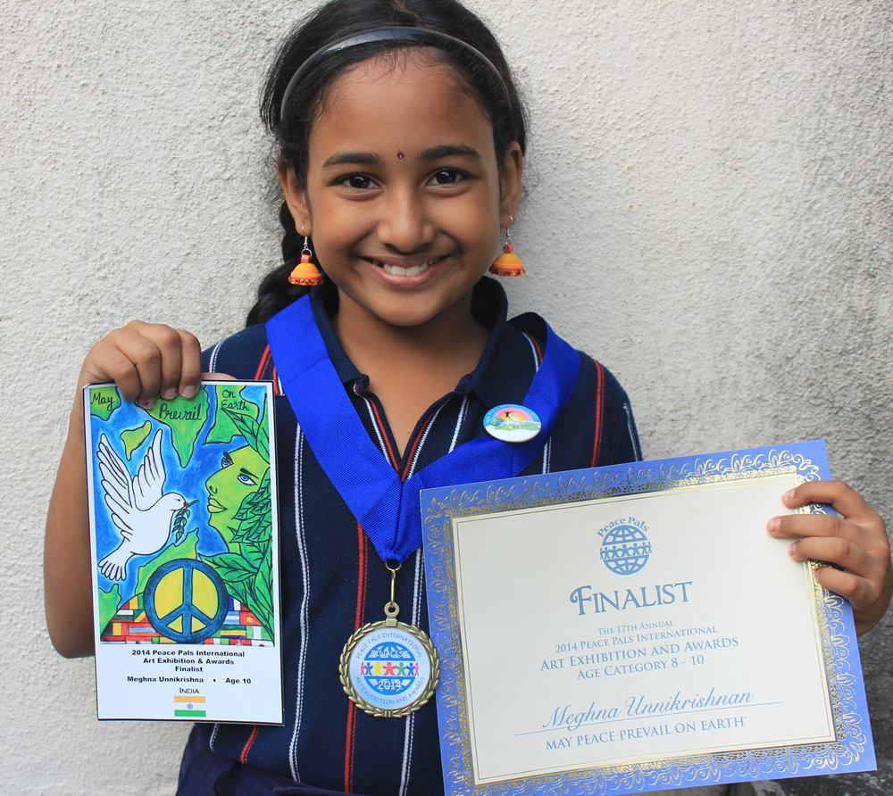 17th Annual Peace Pals International Art Exhibition and Awards 2014