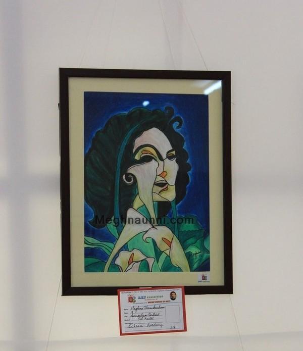 donbosco-exhibition-2013-surreal-flower-face-picture