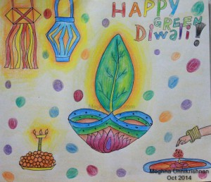Happy Green Diwali Wishes to all
