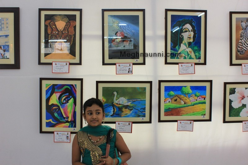 DB Art Exhibition Edition – 2 in DonBosco School, Chennai