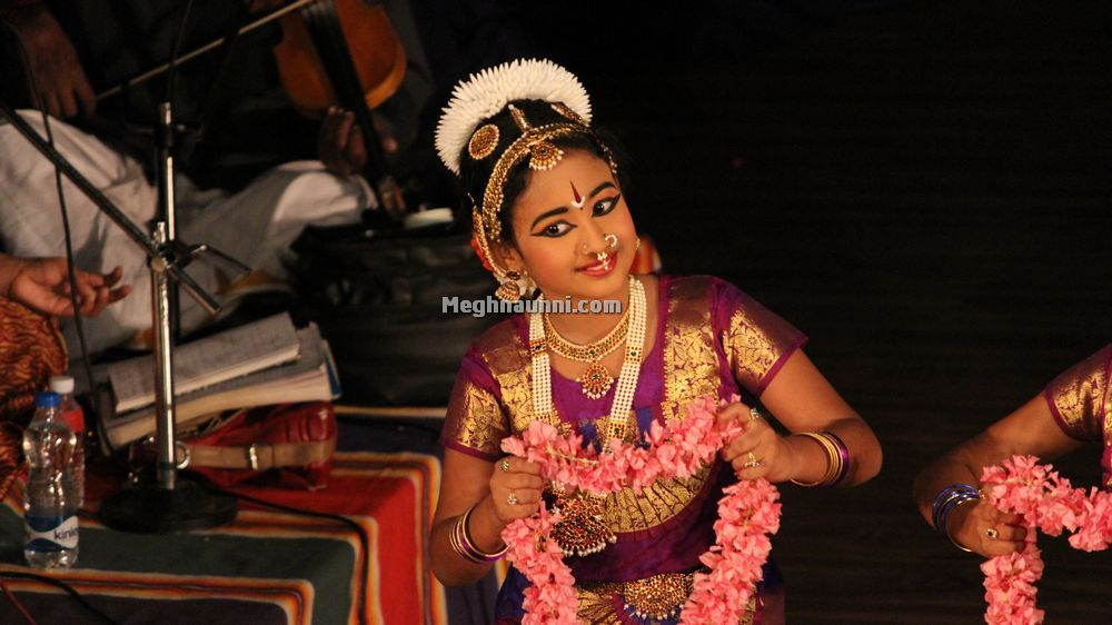 Bharathanatyam Performance at Bharatiya Vidya Bhavan, Mylapore