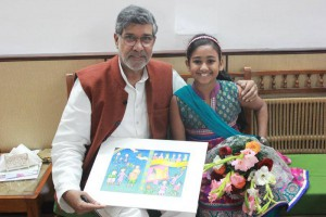 Our Meeting With Shri. Kailash Satyarthi, the Nobel Peace Prize Laureate