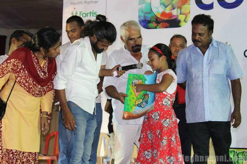 Colorothon 2015 at Valluvar Kottam, Chennai