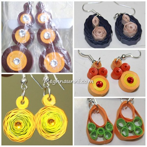 quilling-ear-rings-set-1