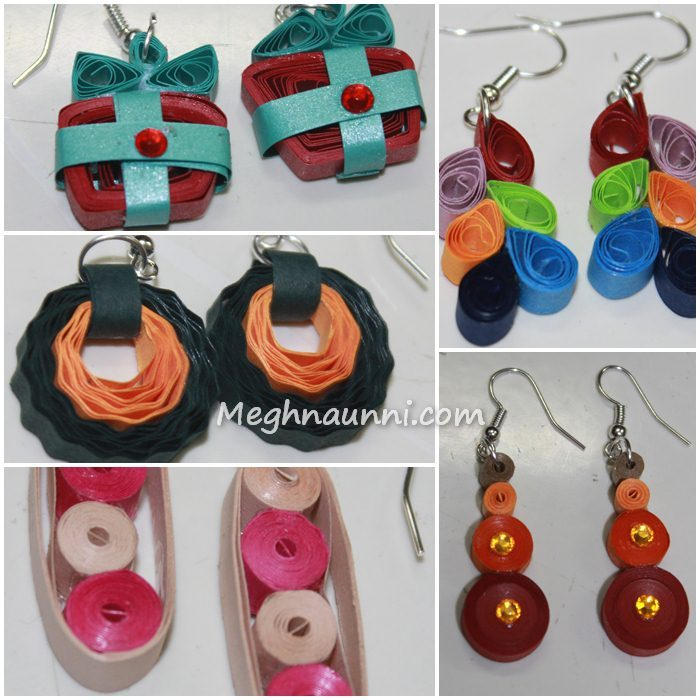 quilling-ear-rings-set-3