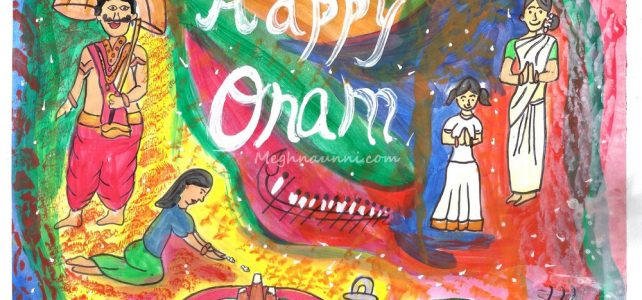 Happy Onam Greetings to all