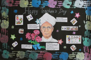 Happy Teachers Day 2015 to all my dear Teachers