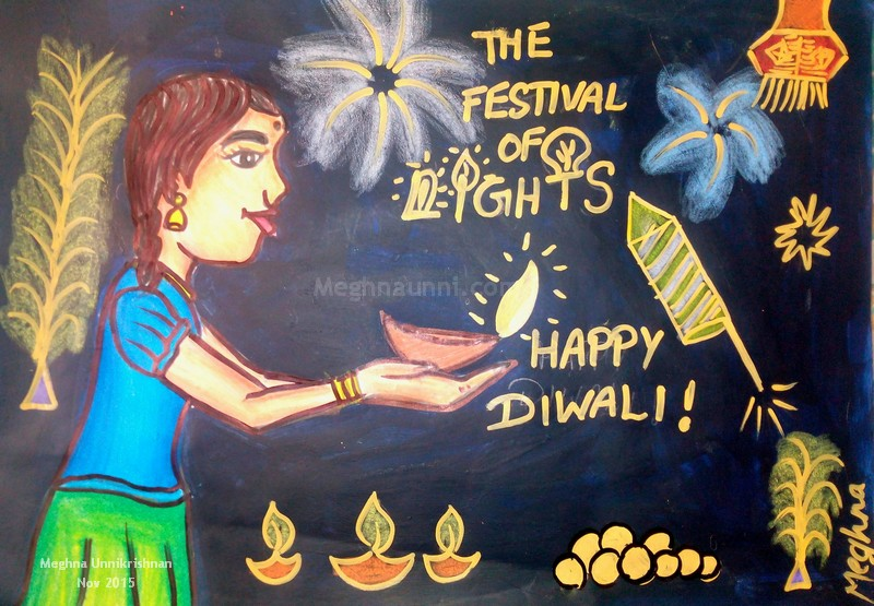 Wish You all a Happy, Green and Safe Diwali 2015