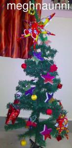 My First X'Mas Tree