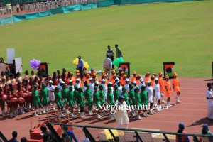 The Schram Academy Annual Sports Day 2015-16