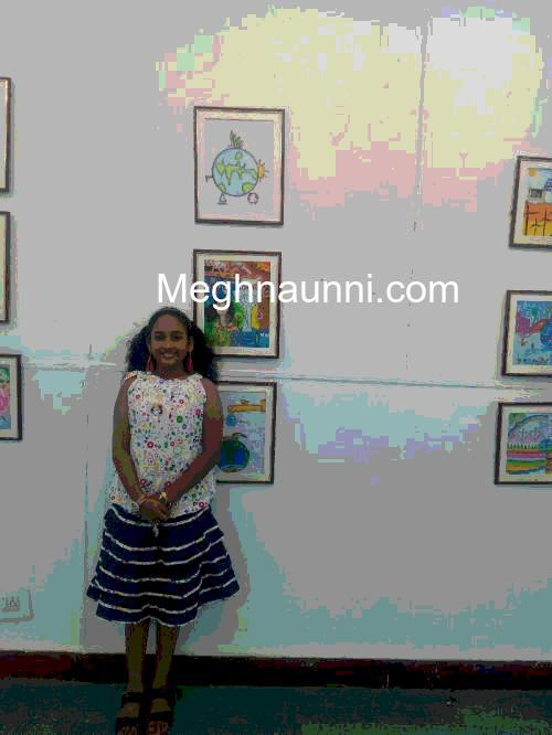 meghna-at-venkatappa-art-gallery-bangalore
