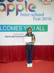 Wood Apple Inter-School Fest 2016 at Anita Methodist School, Vepery