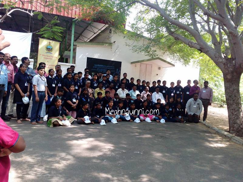 50 Selected Participants for the State Level Competition in Tamilnadu