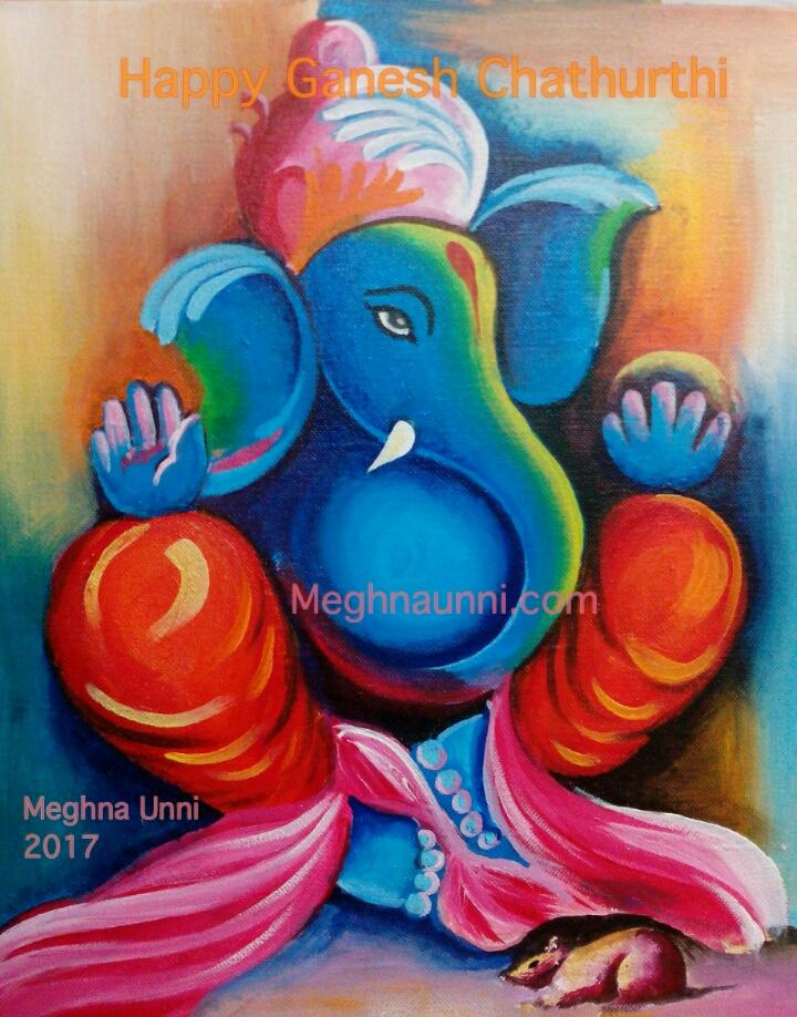Happy Ganesh Chathurthi 2017
