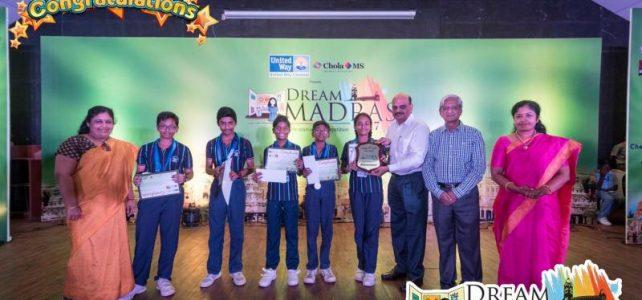 Dream Madras 2017 Exhibition on Safe Streets at Anna University