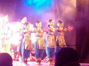 Sridevi Nrithyalaya's 'SIVAMAYAM' Dance Drama at Chrompet Cultural Academy
