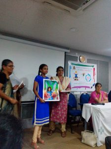 SMF – Canstop Painting Competition for International Childhood Cancer Day 2018