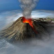 Article Essay On Volcanoes for Std VII