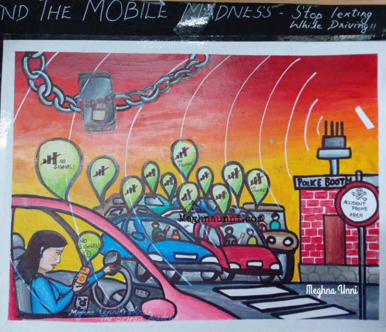 Mobile Jammers in Accident Prone Zones – Traffic Safety Painting