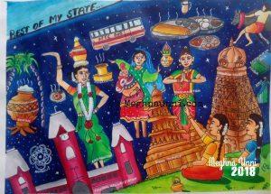 Best of Tamilnadu Painting