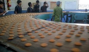 Our School Field Trip to Parle Factory