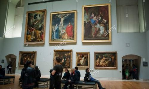 A Visit to the Art Gallery | A Short Write Up – A Peep into the World of Art