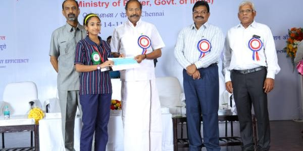 BEE State Level Painting Competition 2018 on Energy Conservation