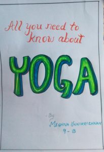 Essay About Yoga for School Physical Education Assignment
