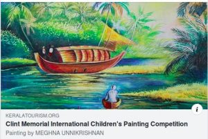Clint Memorial International Painting Competition 2019 Voting