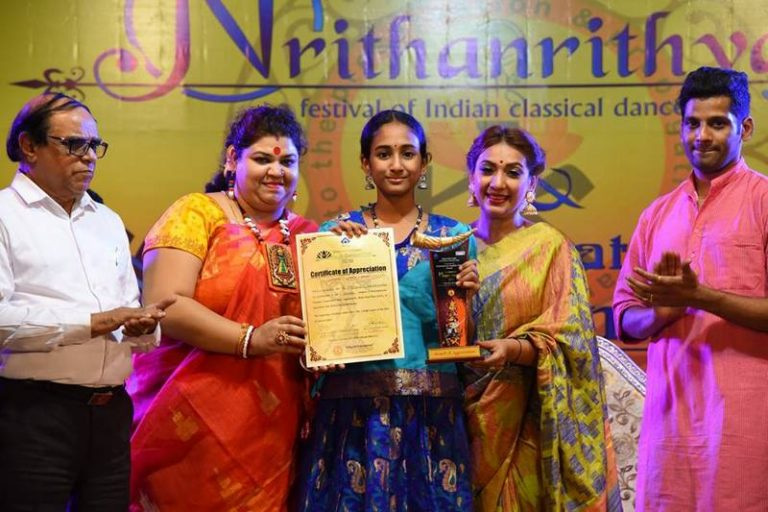 Bharathanatyam Margam Competition 2019 at Bhilai