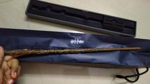 I finally got a Harry Potter Wand!!