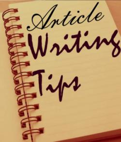 Tips to Write an Article