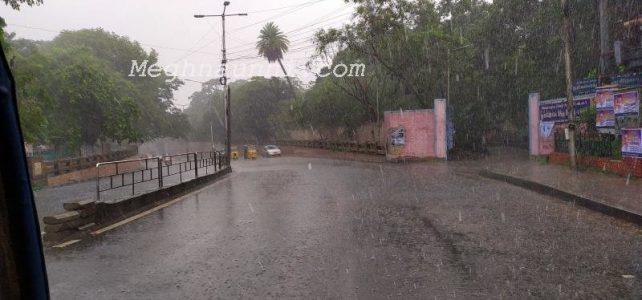 Chennai Rains 2019 – Some Clicks