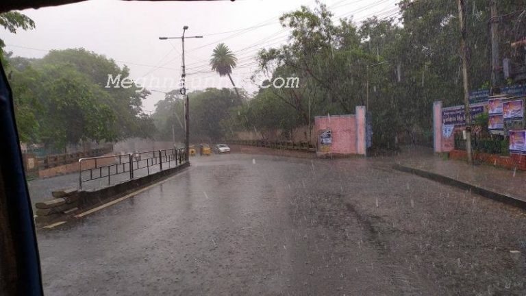 Chennai Rains 2019 – Some Clicks