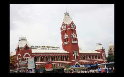 Chennai Rain Video