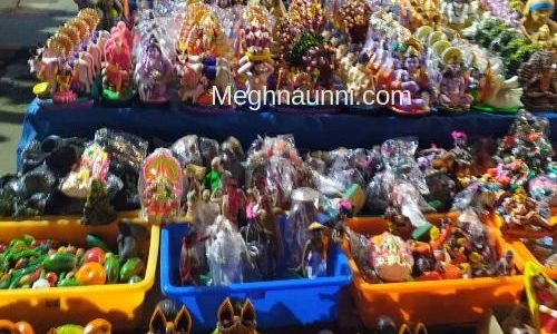 A Wondrous Display of Golu Dolls at Mylapore