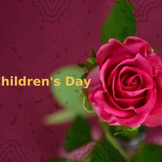 Children's Day Speech Video for Students