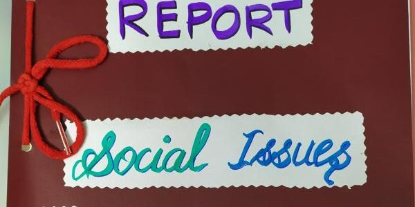 Social Issues Report for CBSE Std 10 | Gender Inequality