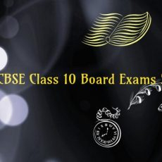 My Experience of CBSE Class 10 Board Exams 2020