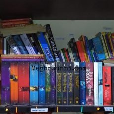 HOW TO ARRANGE YOUR BOOKS INTO A LIBRARY?