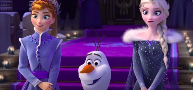 Olaf's FROZEN Adventure: Short Film Review