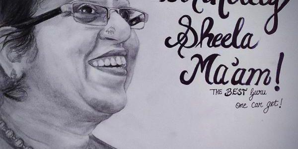 Happy Birthday Sheela Mam