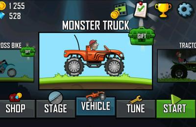 Hill Climb Racing : Game Review
