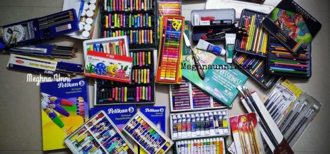 My Art Supplies Discovery