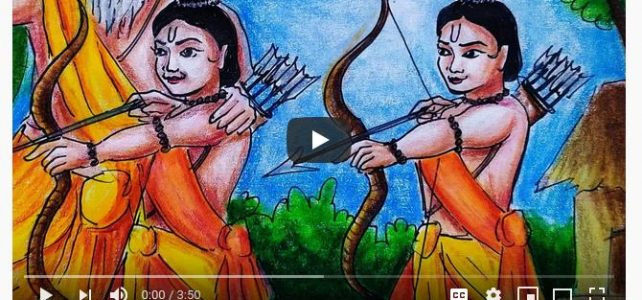 A Video Story of Lava-Kusha of Uttar Ramayan