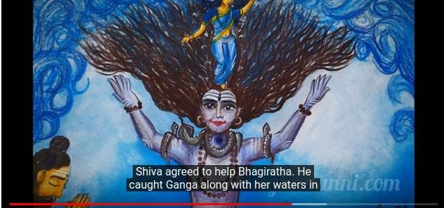 The Story of Ganga | Bhagiratha's Penance Video Story