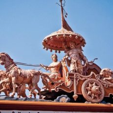Why Hanuman was on Arjuna's Chariot Flag in the Kurukshetra War | Video Story in The Indian Mythologist Channel
