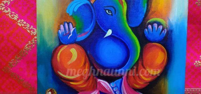 Happy Vinayagar Chathurthi 2020